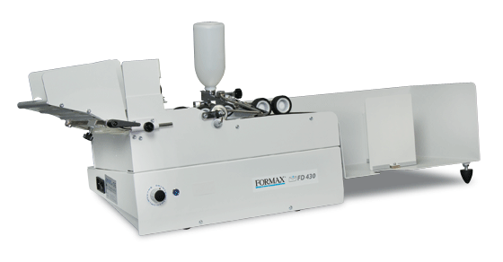 Machinery Parts Mail: Formax FD 430 Envelope Sealer