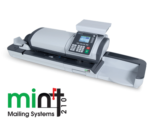 Mint 210 Series Mailing System