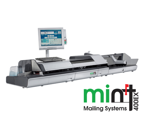 Mint 400EX Series Mailing System