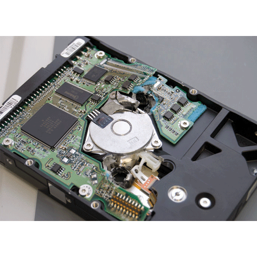 Fd 87hd hard drive punch | formax.