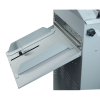 Easy-to-use perforating/scoring unit is standard