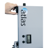 Fully-enclosed fold plates feature dials and LED displays accurate to 0.1mm