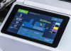 """Intuitive 7"""" full-color touchscreen provides status updates, image preview and access to common features"""