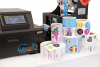 The ColorMaxLP2 prints on a variety of substrates and label sizes