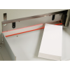 LED line for crisp, accurate cutting