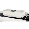 Optional 1,000/2,000W infrared dryers help to dry ink on glossy stocks