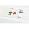 User-friendly control panel with resettable LCD counter
