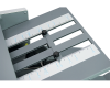 Fold plates are clearly marked for popular folds and are easy to adjust